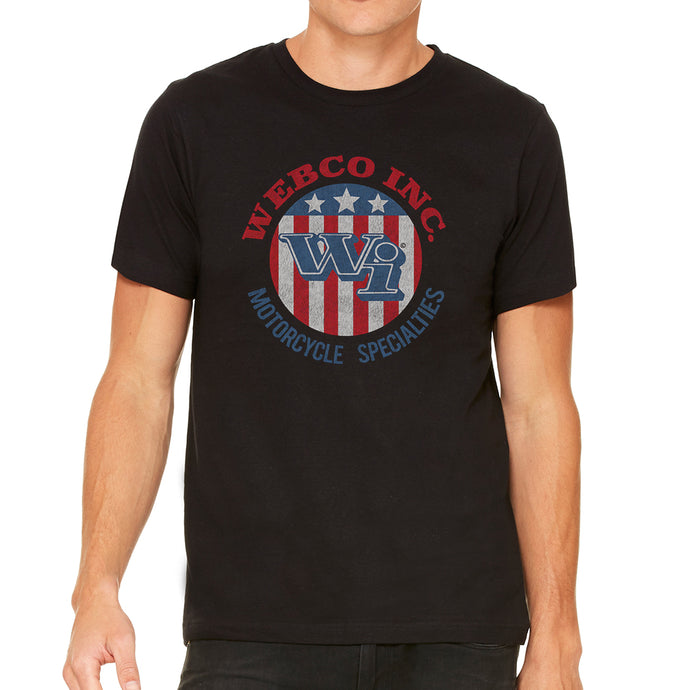 Webco America Vintage Style Soft Tee