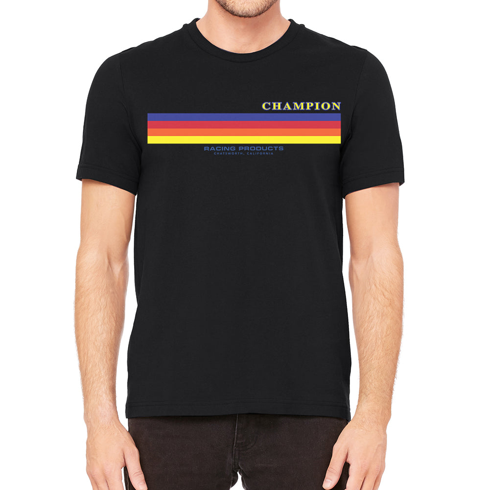 Champion BMX Men's Black T-Shirt