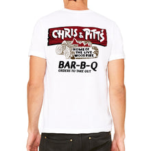 Chris & Pitts White Men's T-Shirt