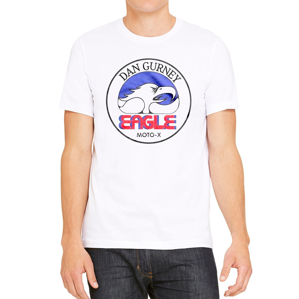 Dan Gurney Moto White Men's T-Shirt