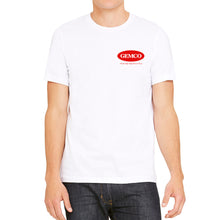 Gemco Men's White T-Shirt
