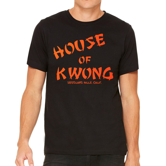 House Of Kwong Black Men's T-Shirt