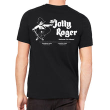 Jolly Roger Black Men's T-Shirt