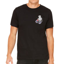 Magic Muffler Men's Black T-Shirt