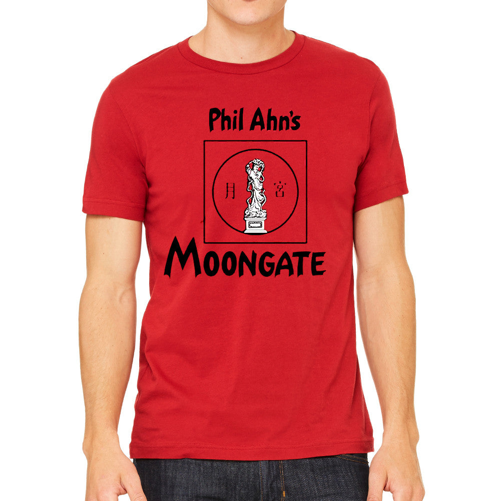 Phil Ahn's Moongate Men's Red T-Shirt