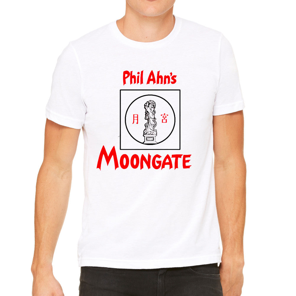 Phil Ahn's Moongate White Men's T-Shirt