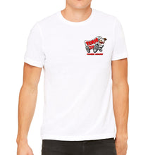 Pioneer Chicken Men's White T-Shirt