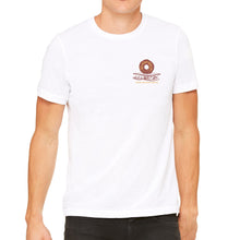 Big Do-Nut Drive In Men's White T-Shirt