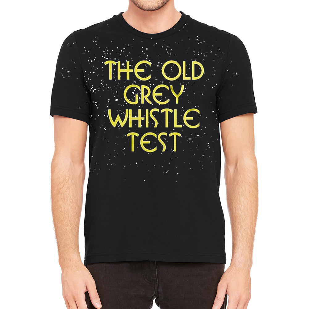 The Old Grey Whistle Test Black Men's T-Shirt