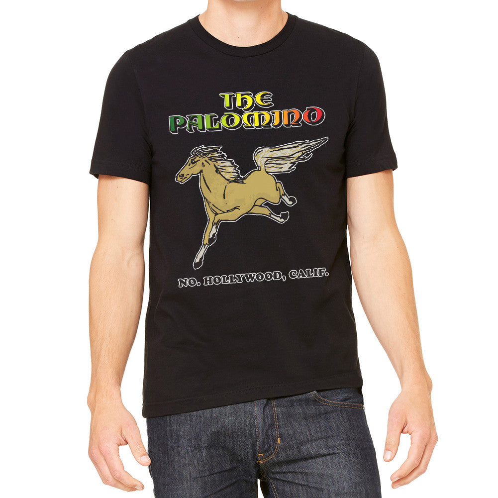 The Palomino Men's Black T-Shirt