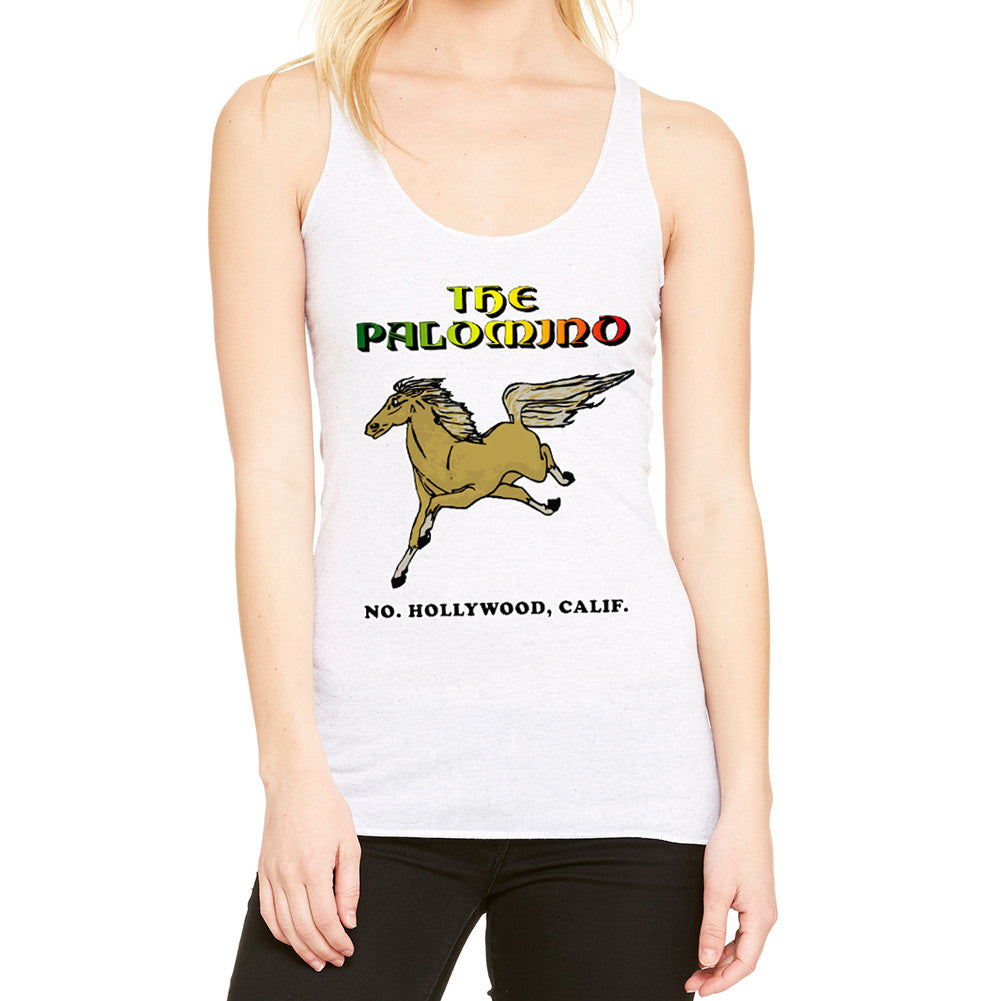 The Palomino White Women's Tank