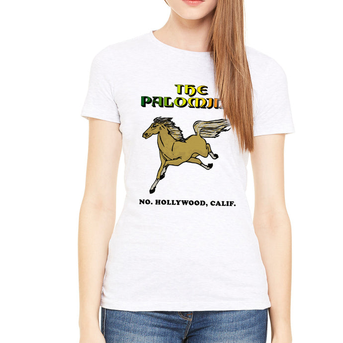 The Palomino White Women's T-Shirt