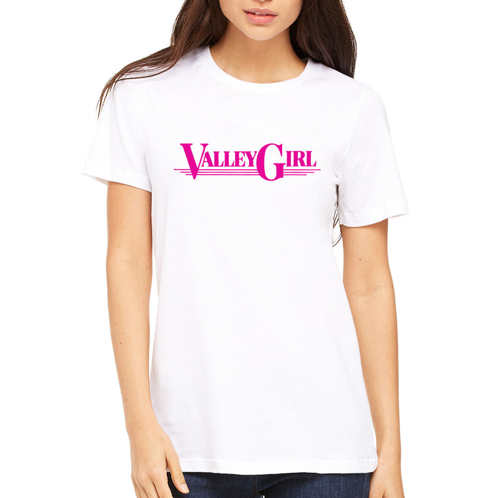 Valley Girl White Women's T-Shirt