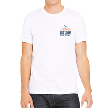 Van Nuys Airshow Men's White T-Shirt