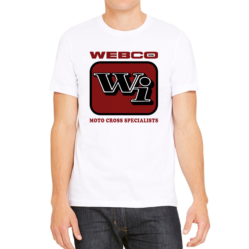 WebCo Inc White Men's T-Shirt