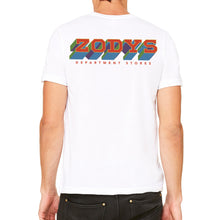 Zody's Department Store Men's White T-Shirt