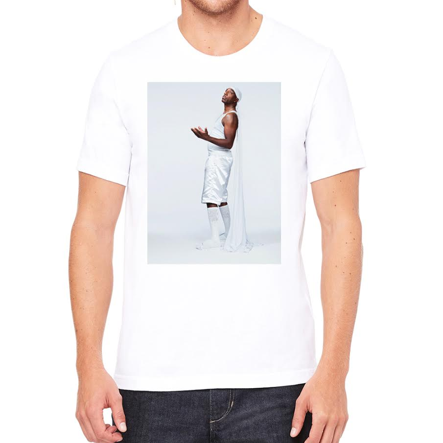 Book of Leon Men's White Tee