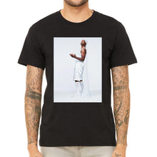 Book of Leon Men's Black Tee
