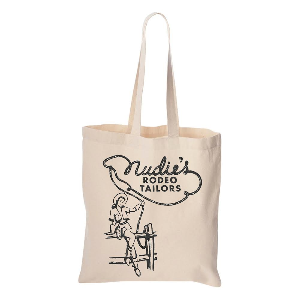 Nudies Tote Bag