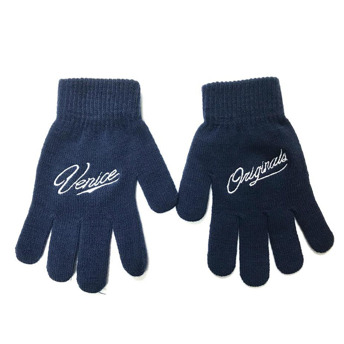 Venice Original Navy Gloves
