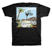 GGIB Pool Seekers Men's Black Tee