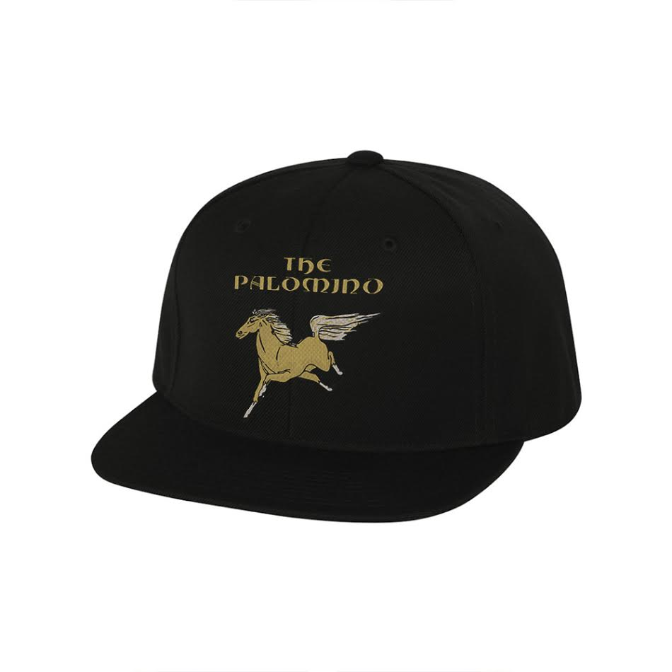 The Palomino Snapback Cap