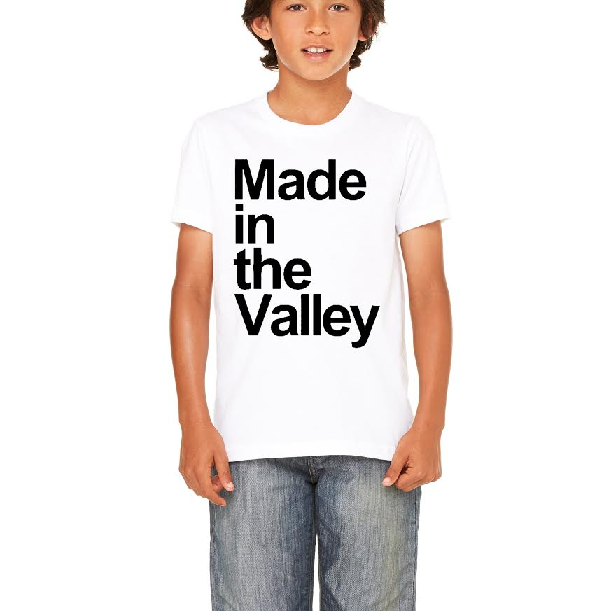 Made In The Valley Toddler Tee