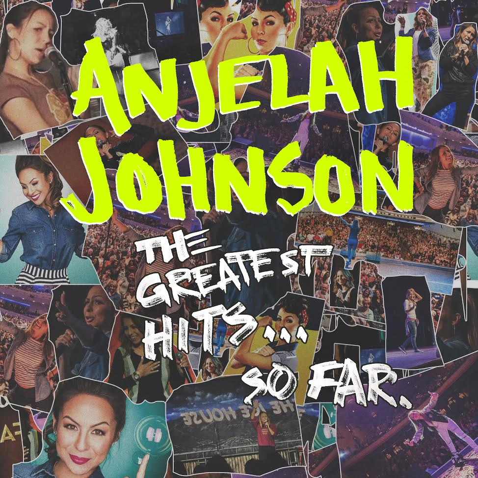 Anjelah Johnson Greatest Hits CD