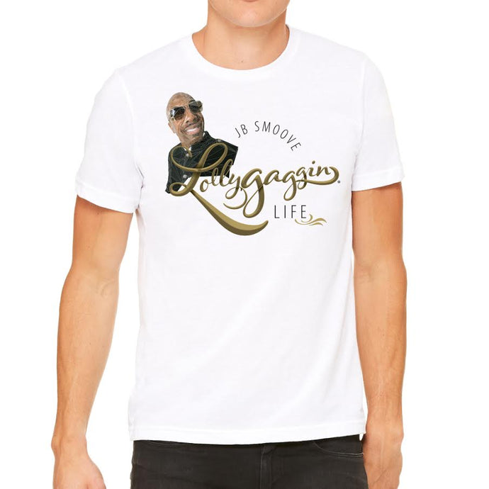 Lollygagging White Men's Tee