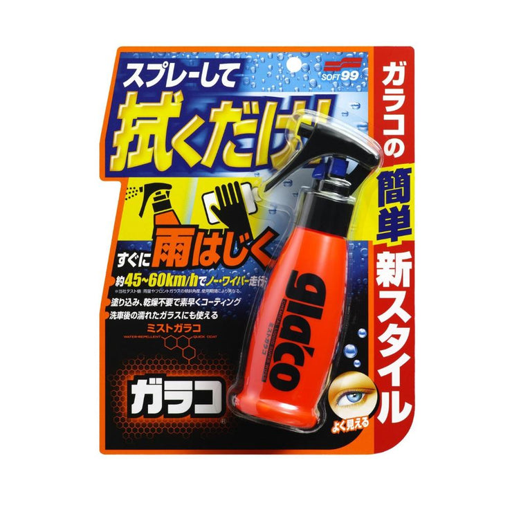 Soft99 Window Care Spray Glaco Glaco_Mist_Type_740x