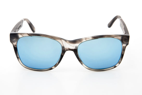 Acetate and Wood Anchorage Sunglass