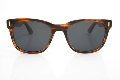 Acetate and Wood Columbia Sunglass