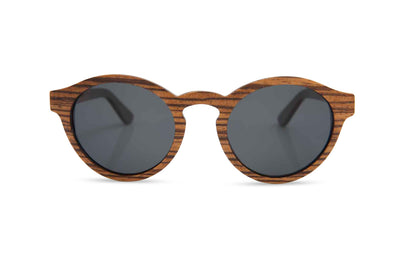 Laminated Wood Monaco Sunglass