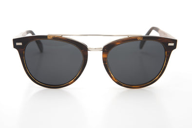 Acetate and Wood Pamplona Sunglasses