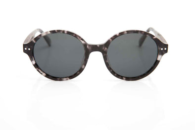 Acetate and Wood Hudson Sunglass