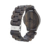 Dakota Chocolat Wooden Watch for Him