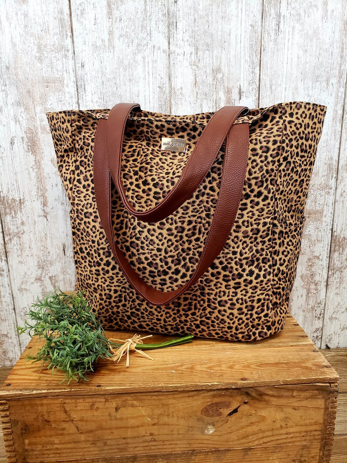 Born To Be Wild Tote JM8103-WILD