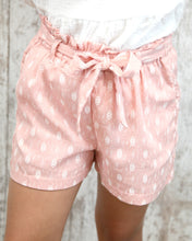KIDS Printed Paperbag Tie Shorts G6362