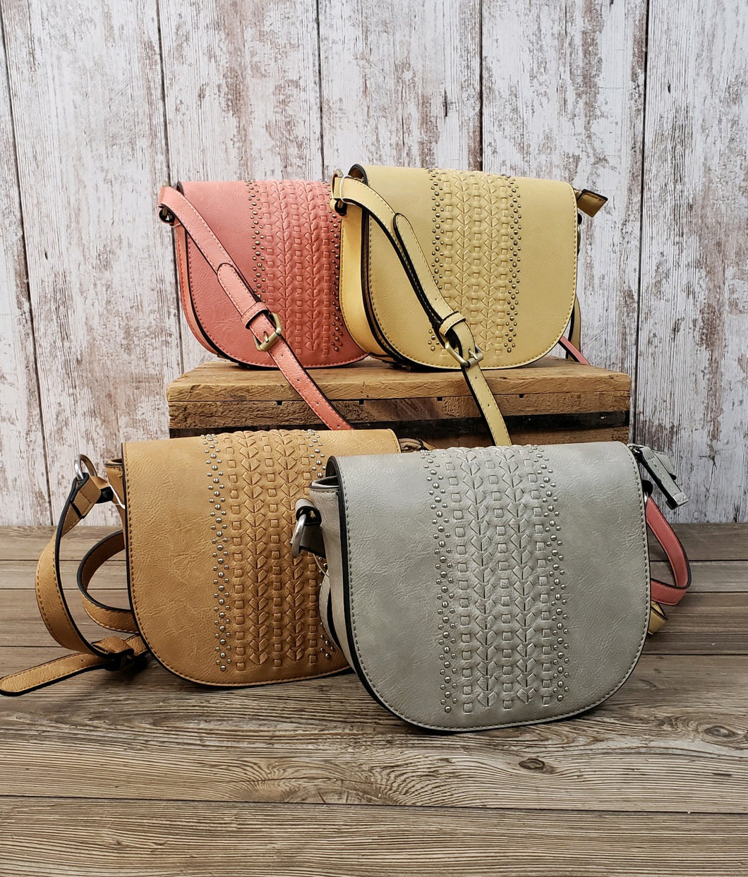 Dream Weaver Crossbody Bag HB3023