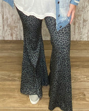 The Wild Ones Leopard Flare Pants