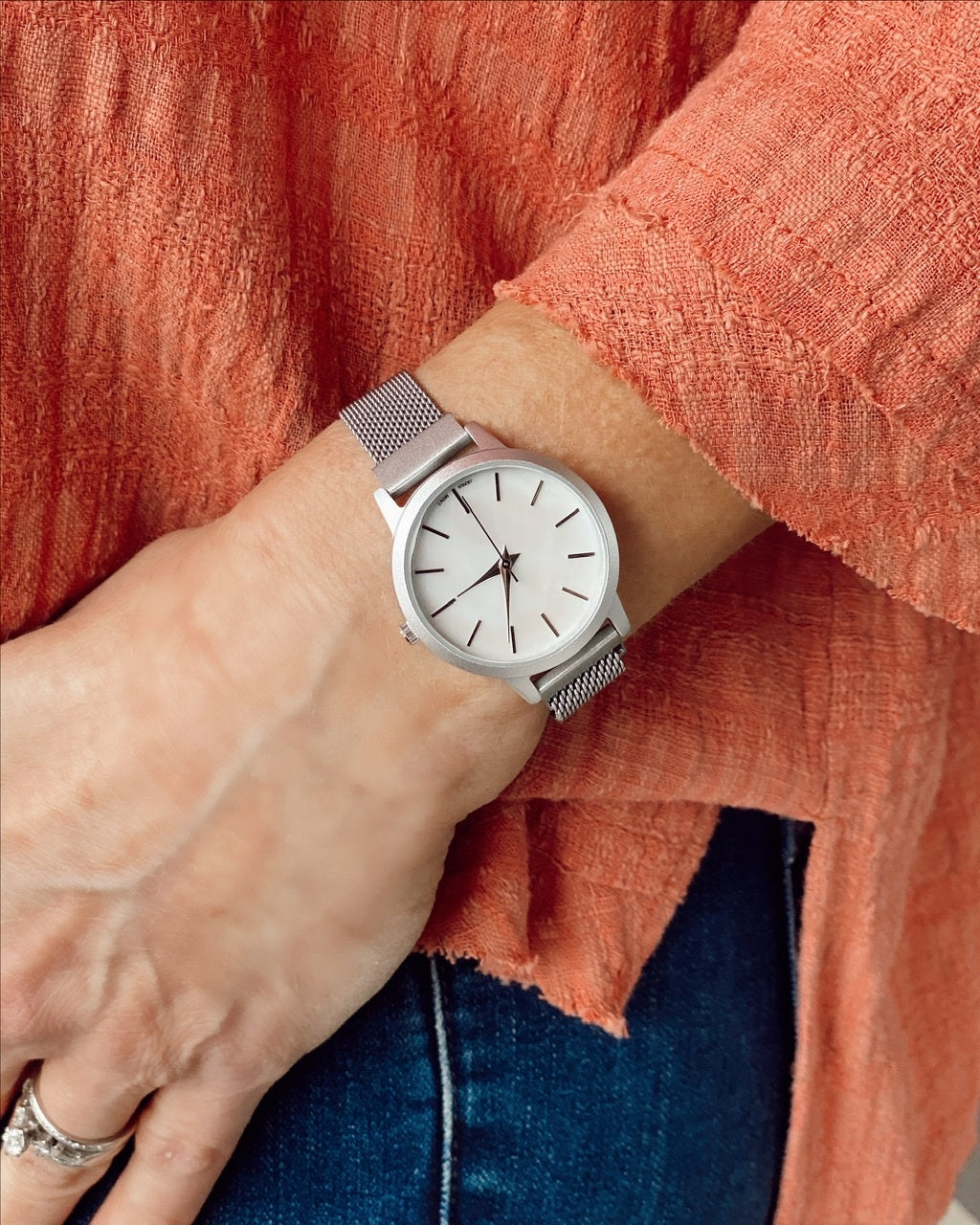 Magnetic Wrap Watch