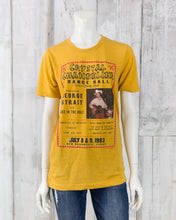 George Strait At The Crystal Short Slv Tee