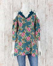 Tropical Retreat Top