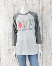Love Inspire Teach Raglan