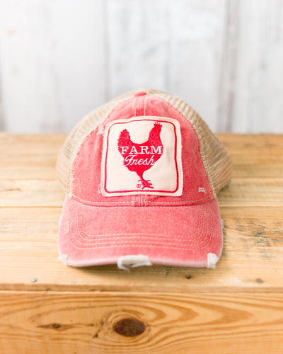 Farm Fresh Hat