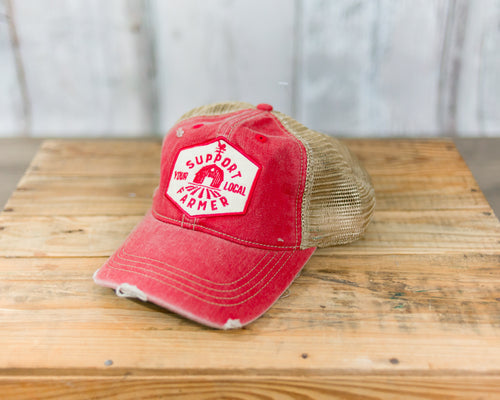 Support Farmer Hat