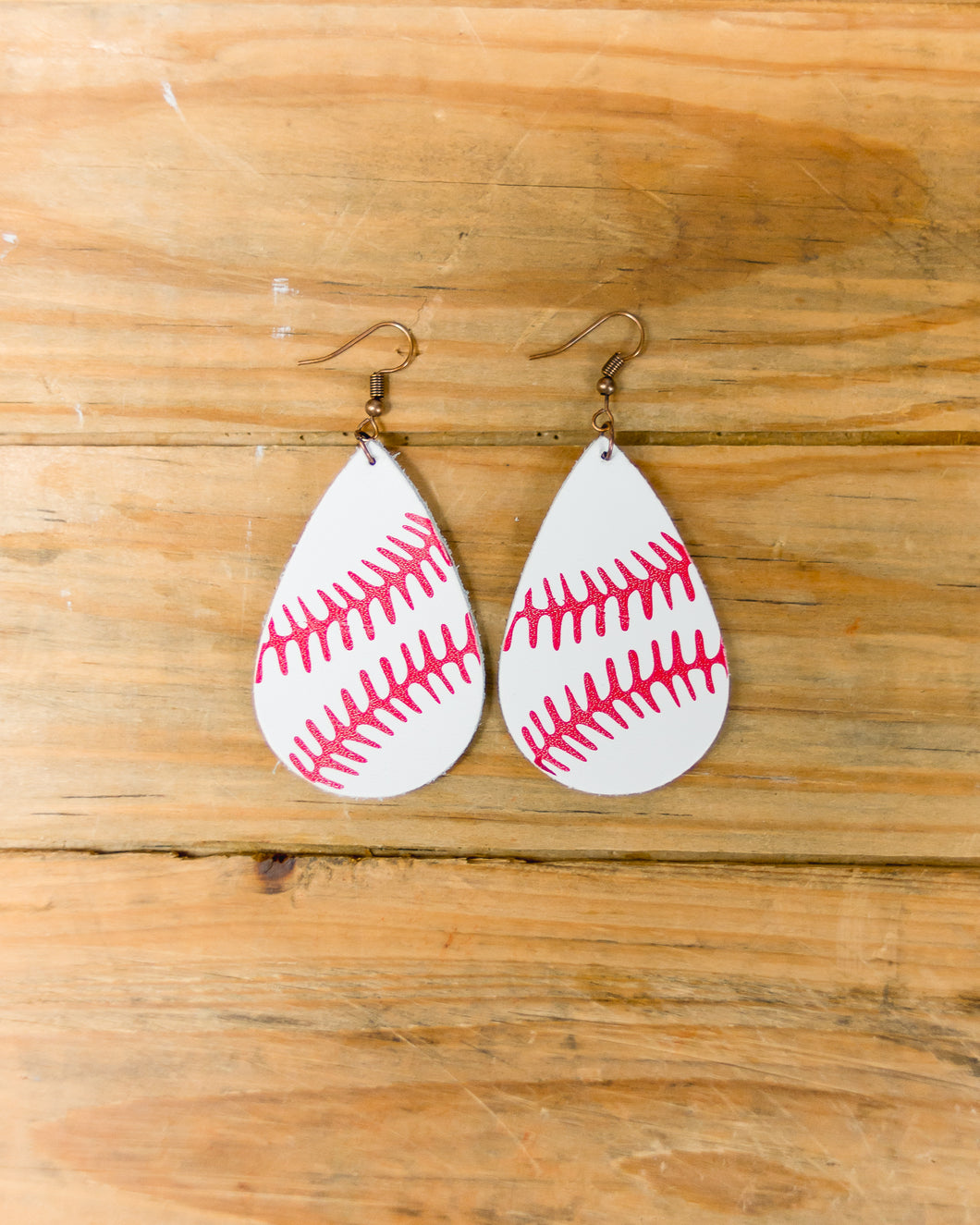 Take Me Out to the Baseball Game Earrings