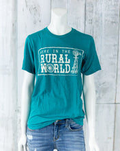Rural World Tee J1