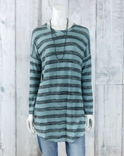 Knit Drop Shoulder Tunic