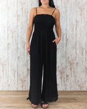 Pant Romper with Stretch Top